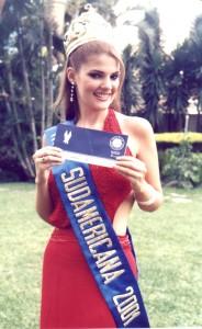 Reina Sudamericana 2001-01