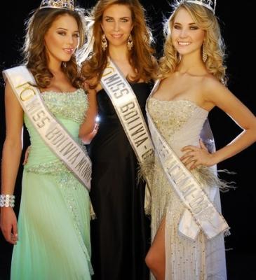 Miss Bolivia 2008