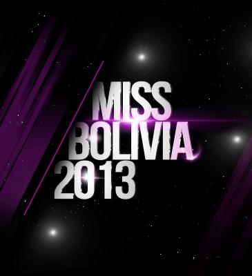 Miss Bolivia 2013